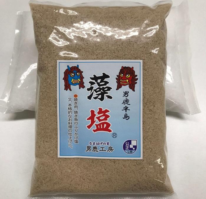 男鹿工房 藻塩